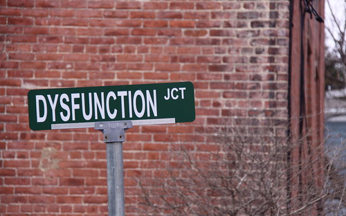 Dysfunction Junction Sign - Cold Spring, NY | by ChrisGoldNY