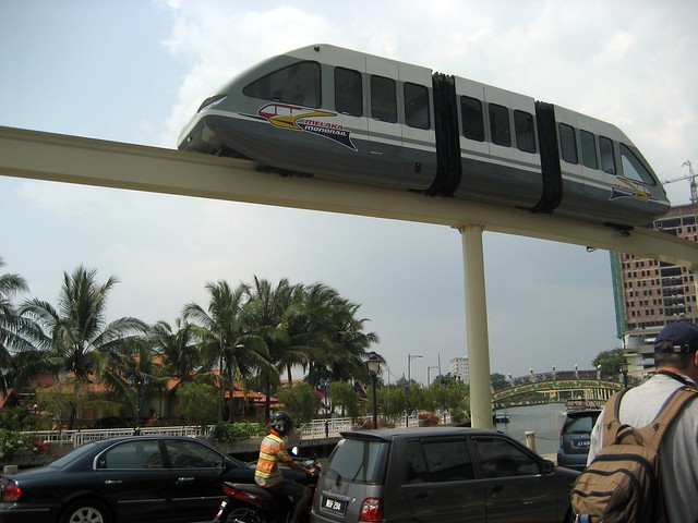 Melaka / Malacca Monorail (Malaysia)
