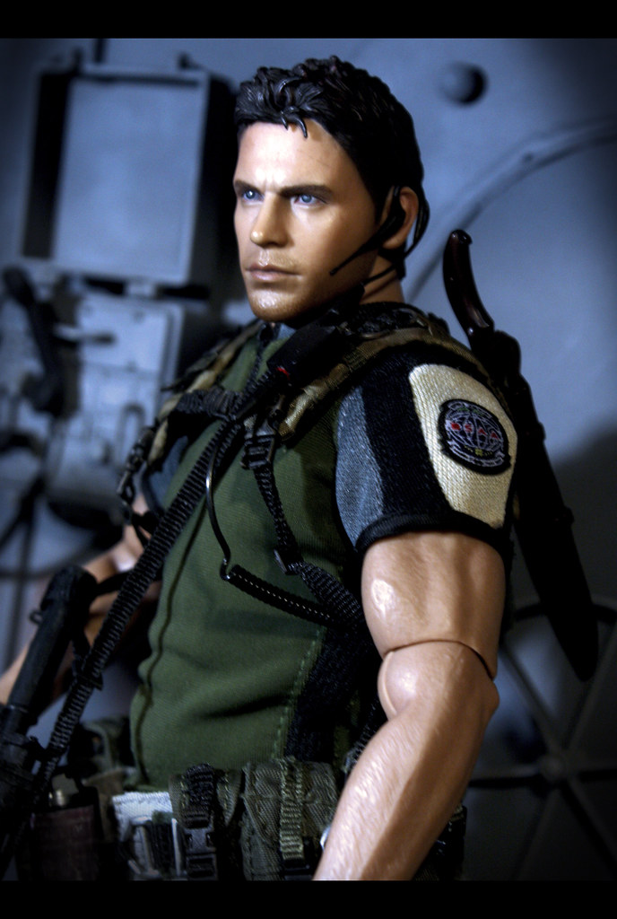 Hot Toys Resident Evil 5 Chris Redfield Another Rare Hot Flickr