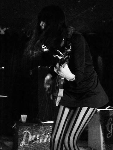 The Dum Dum Girls @ The Hi Dive | by tehgipster