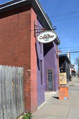 Harrison Street Coffee Shop