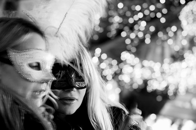 della serie CARNEVALE 2011 ... donne di luce