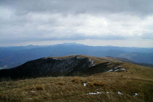 mountain grandfather appalachian hump