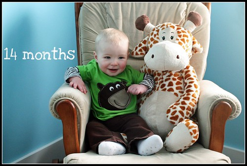 14 Months Old | by NurseLovesFarmer