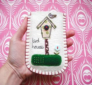 Little Birdhouse Gadget Cosy