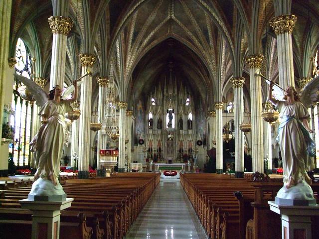 Sweetest Heart of Mary Catholic Church, Detroit, MI
