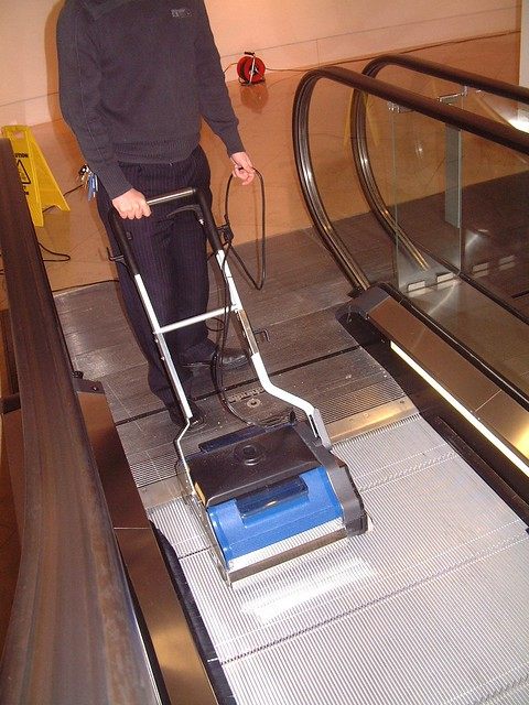 Duplex Escalator Base 350