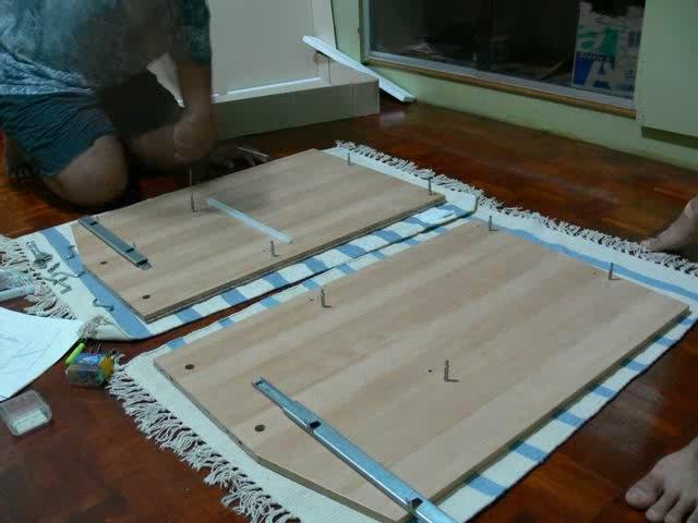 Making of an IKEA Goliat