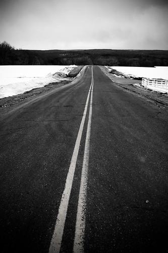 road bw white black photoshop uconn project365 blackwhitephotos