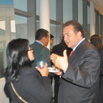 Lu, 01/31/2011 - 05:51 - Recepción de bienvenida/ SDP Welcome reception