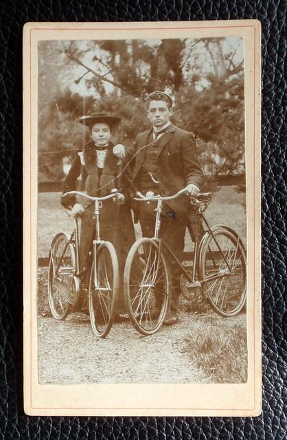 Bicycle Couple