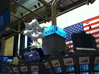 NYSE trading floor | by IN 30 MINUTES Guides
