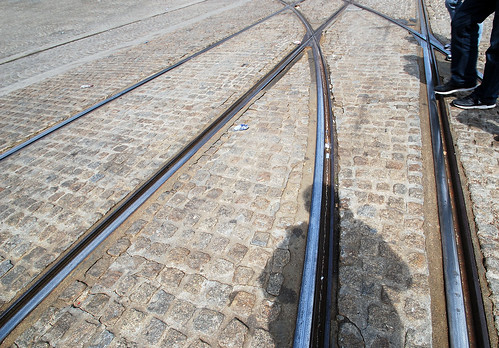 Tram track | by Cecil Lee