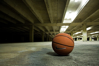 car park basketball | by r0bm867