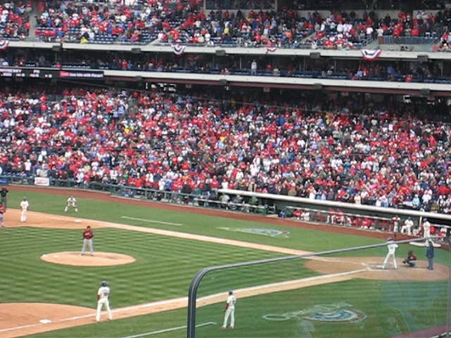 Phillies comeback win on Opening Day