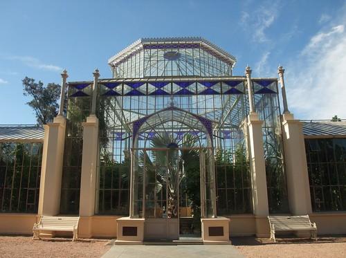 The Palm House 1877 - Adelaide Botanic Garden South Australia | by mermaid99