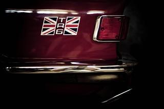Triumph TR 6 1973