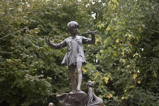 Peter Pan statue [Kensington Gardens] | by peterjroberts