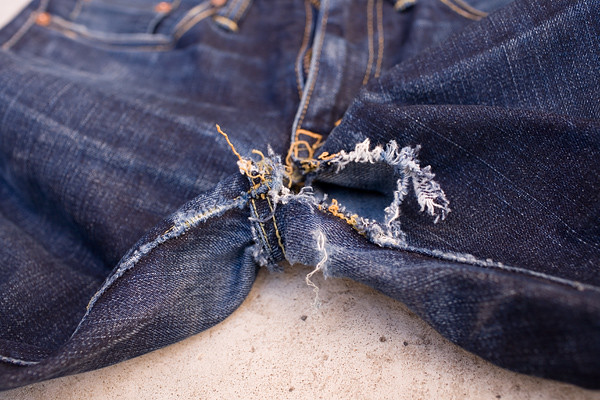 Flat Head F310 = 3001 Jeans | Worn for 16 months, washed 4 t