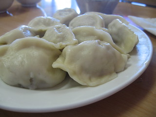 Dumplings | by Ron Dollete