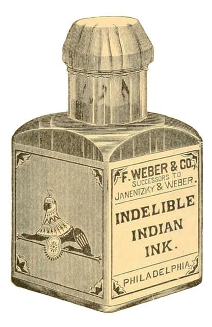 Indian Ink