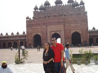 Fatehpur Sikri Mum & I Agra India | by DIVIO | photography za