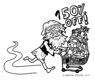 bum's sale