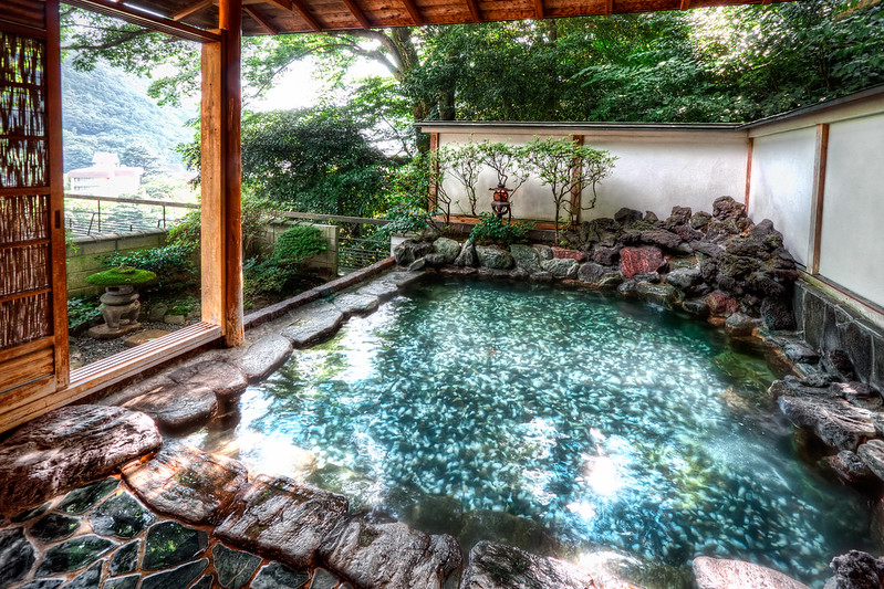 THE JAPANESE ONSEN