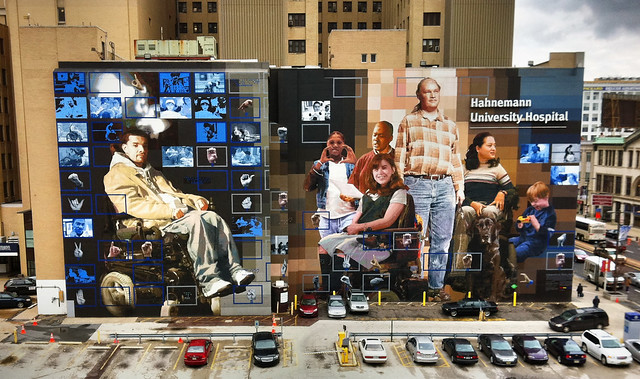 Disabilities Mural