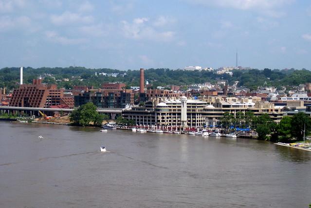 Washington DC: Georgetown