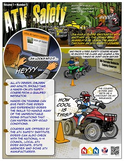 ATV Safety: Take a Safety Course | by USCPSC