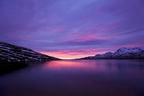 longexposure morning sea sky reflection clouds sunrise iceland ísland ský himinn hafið speglun morgunn sólarupprás fáskrúðsfjörður faskrudsfjordur jónínaguðrúnóskarsdóttir