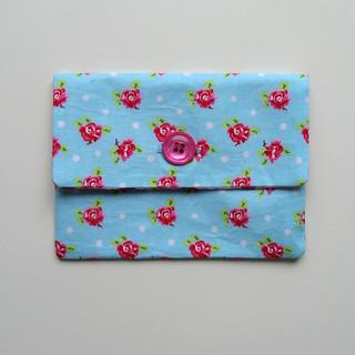 Rosy Pocket Purse