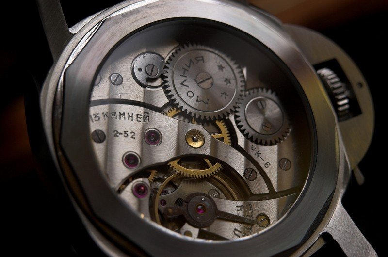 Rolex, Inner Parts, Authenticity, Functioning, Machinery