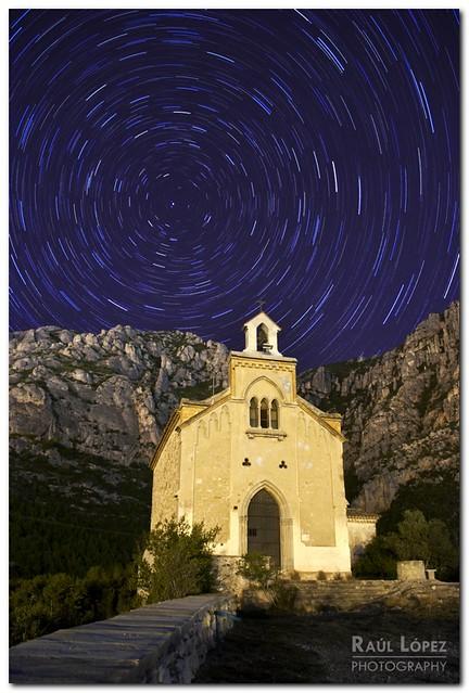 Ermita de la Salut (Circumpolando Montserrat)