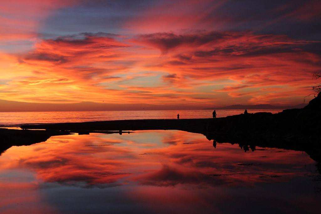 Carpinteria State Beach - ctaylor photography