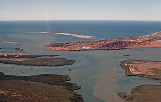 Port Hedland Harbour - 1979