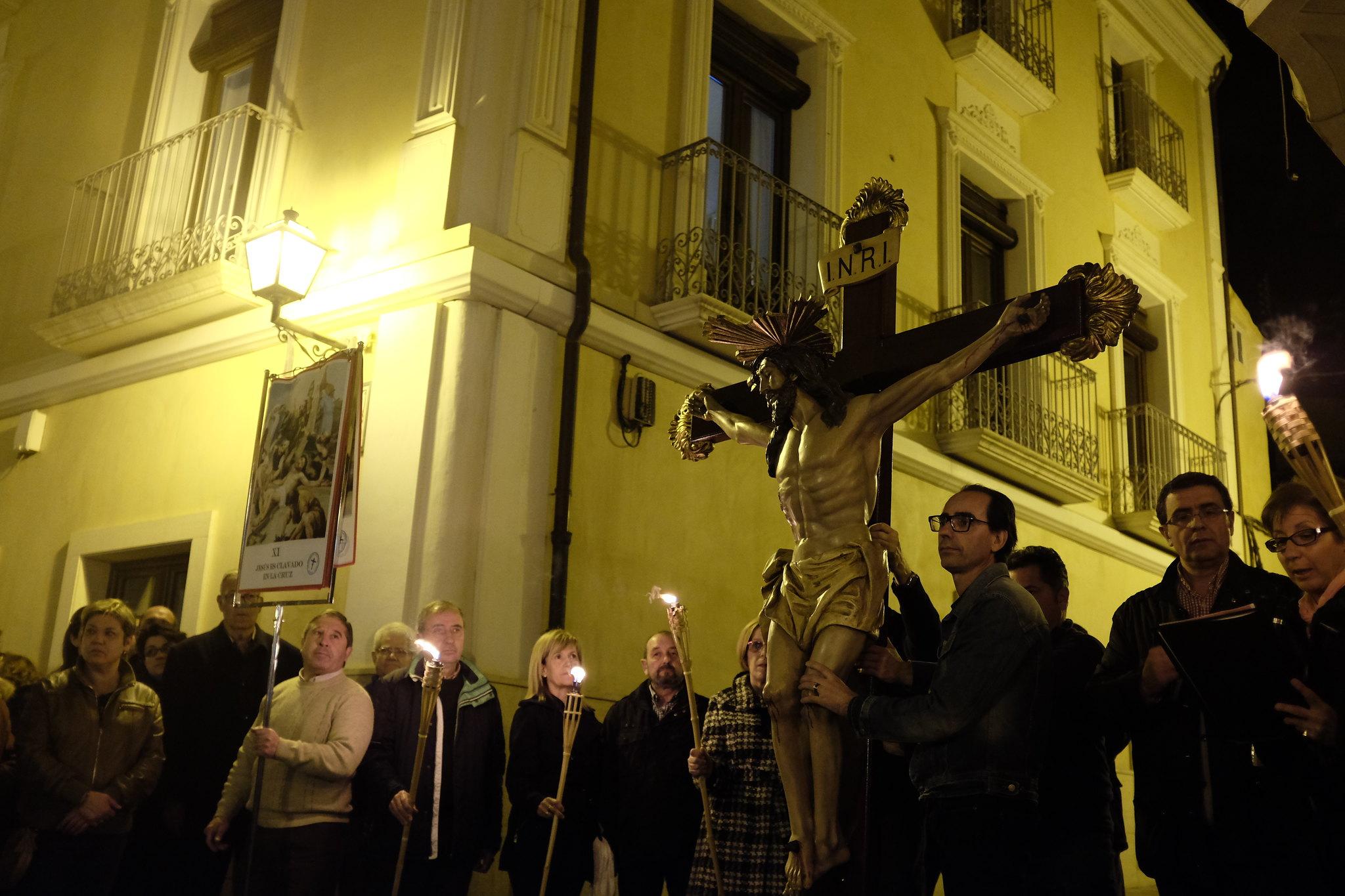 (2015-03-27) - VI Vía Crucis nocturno - Vicent Olmos i Navarro (07)