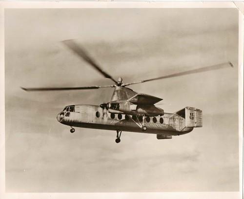 Rotodyne first flight 1958 | by Elsie esq.