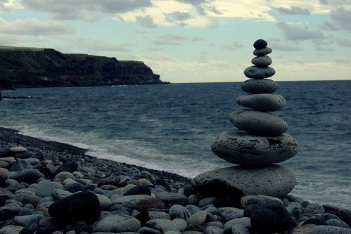It's not a holiday without a rock balance   by ebygomm