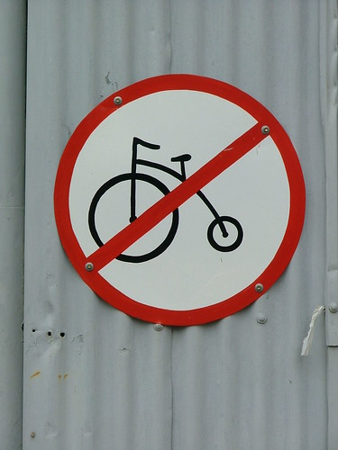 Penny Farthings Forbidden | by The Puzzler