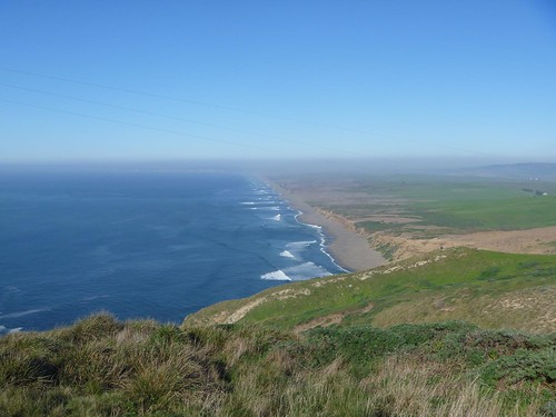 Point Reyes Pacific coast | by Edward Betts