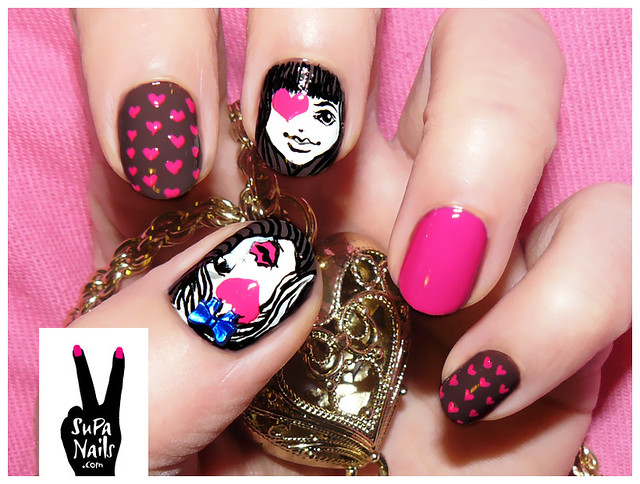 From Supa Nails with Love