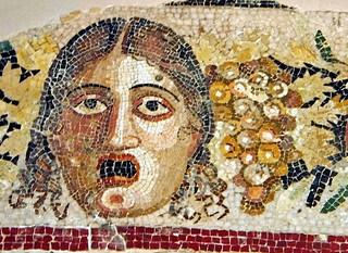 Rabat: Mosaic, Roman Museum