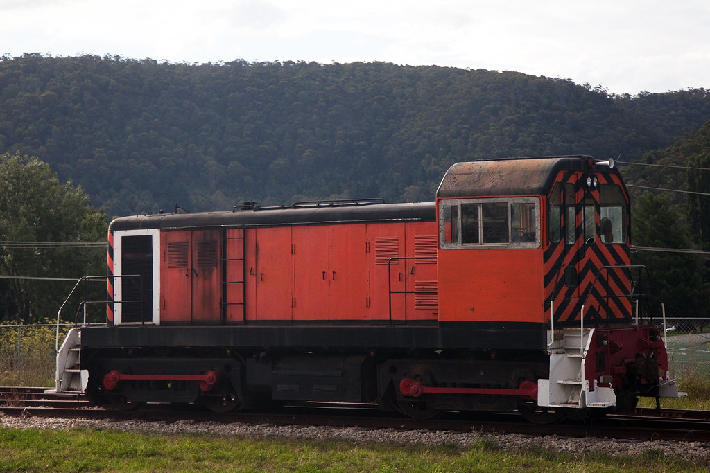 D20 at Lithgow by Trent