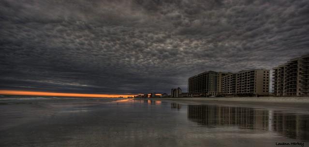 Sunset Ocean Drive, SC