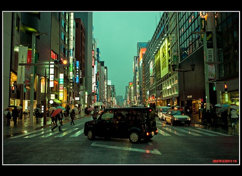 GINZA | by Shaojin+AT