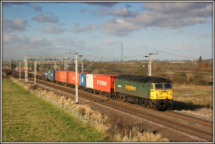 57003 at the Toft