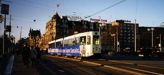 Line 20 Circle Tram, Amsterdam