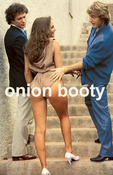 Onion Booty By Scanagogo Onion Booty By Scanagogo